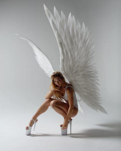 Black White Angels