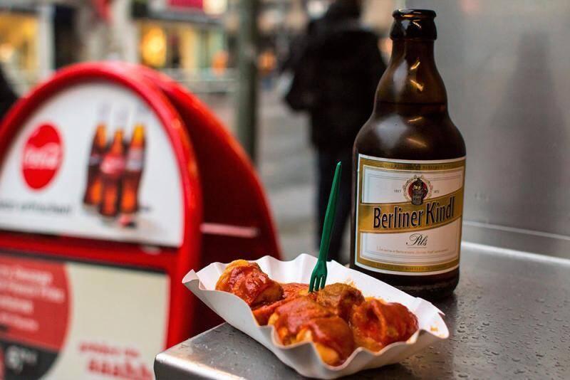 Die Berliner Currywurst – @shutterstock | RusskyMaverick