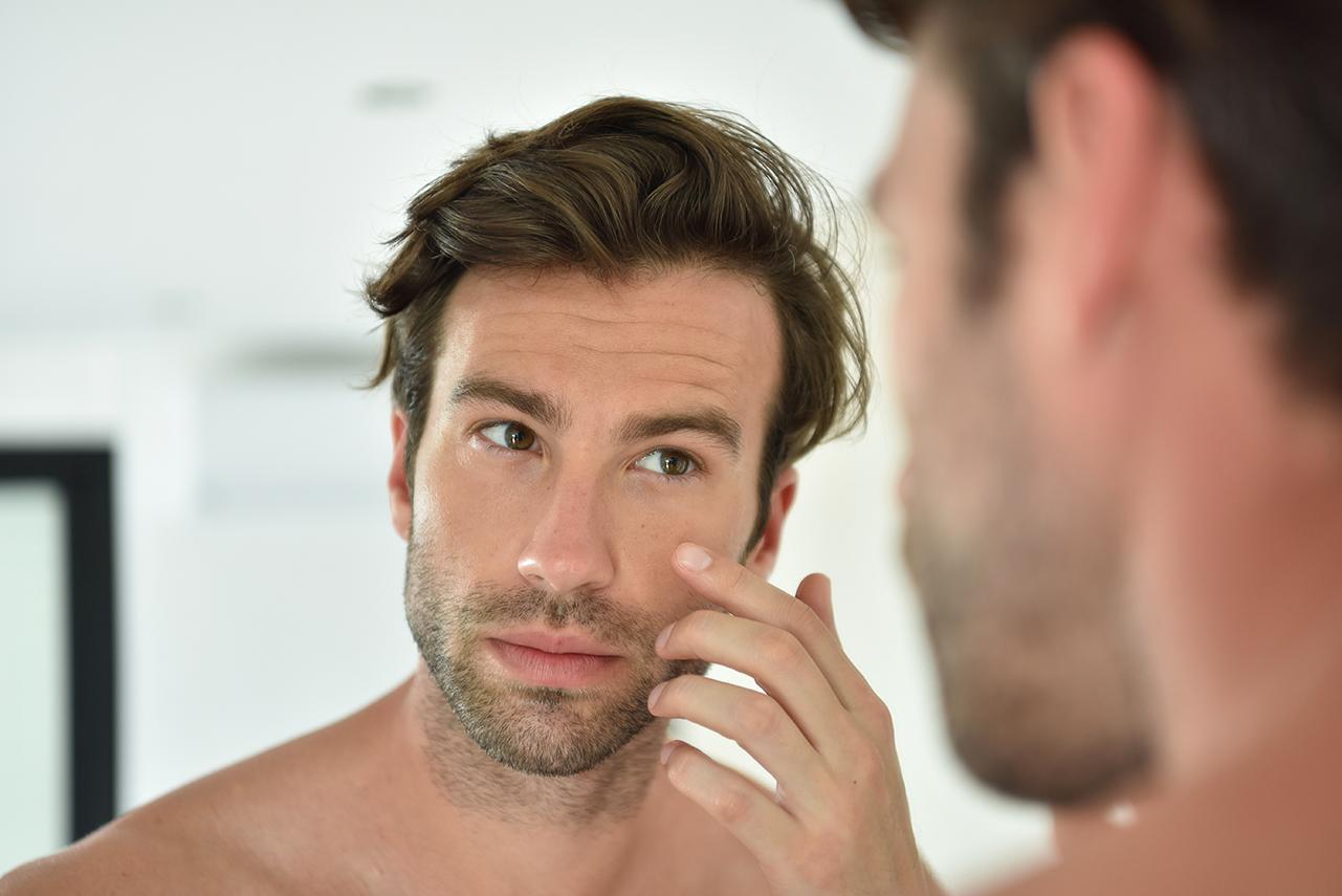 Hauttypberatung für Männer - Bild: goodluz|Shutterstock.com