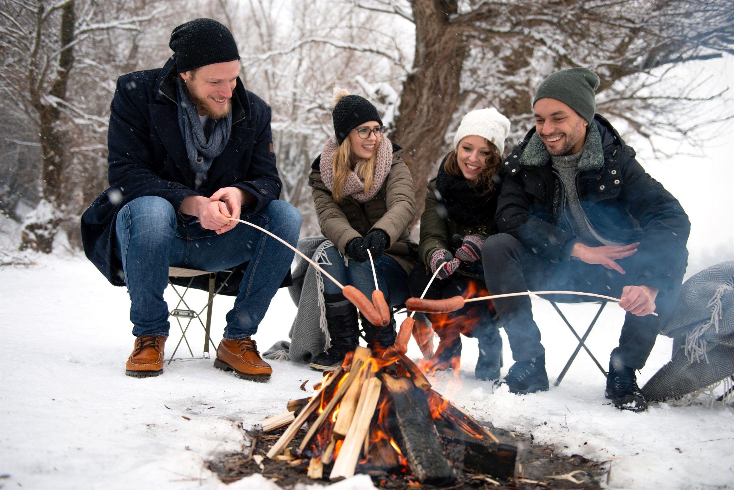 Winter grillen - Bild: Stock Rocket Shutterstock.com