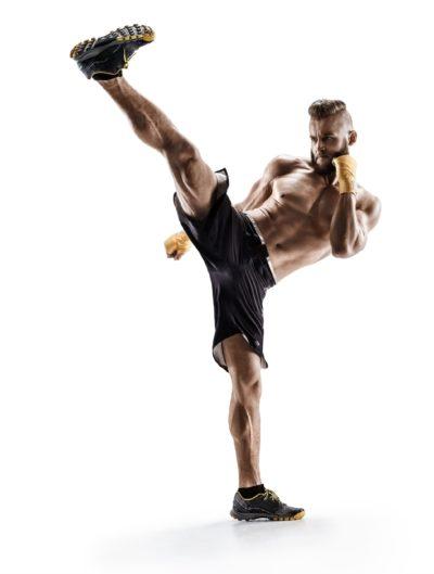 Kickboxen: Sieger warten nicht auf die Gelegenheit. Sie holen es sich!
