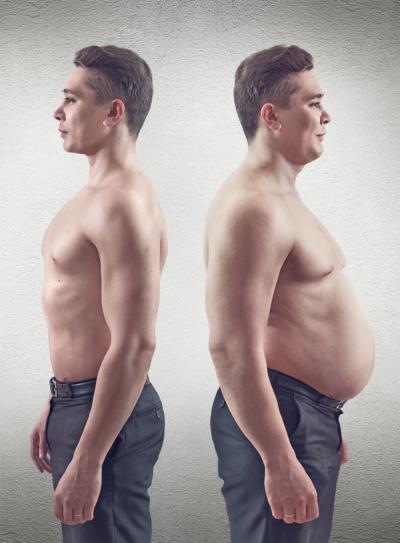 Bauch verstehen, Bauchgefühl: Six Pack oder Fässle?