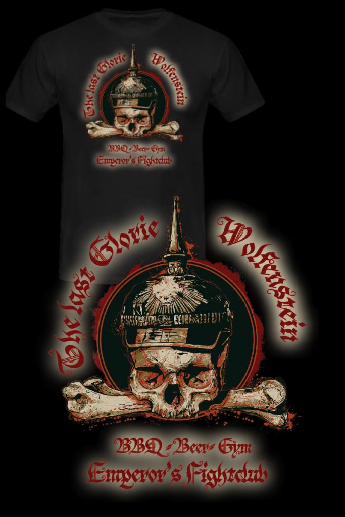 The last Glorie - Wolfenstei - BBQ - Beer - Gym - Emperor's Fightclub